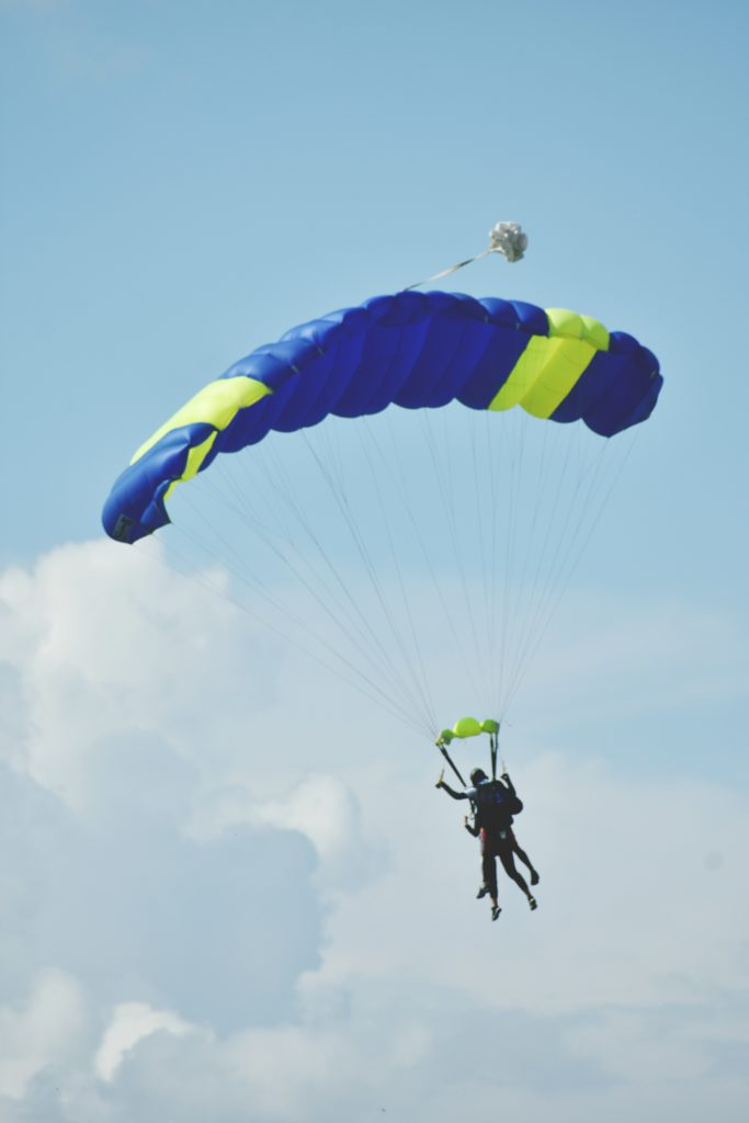 What Should You Know About Tandem Skydiving?