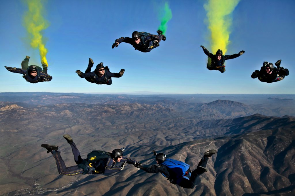 Some Important Tips For Beginner Skydivers