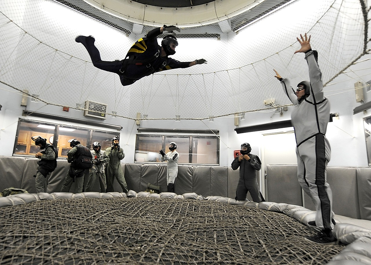 Why Should You Go For Indoor Skydiving?