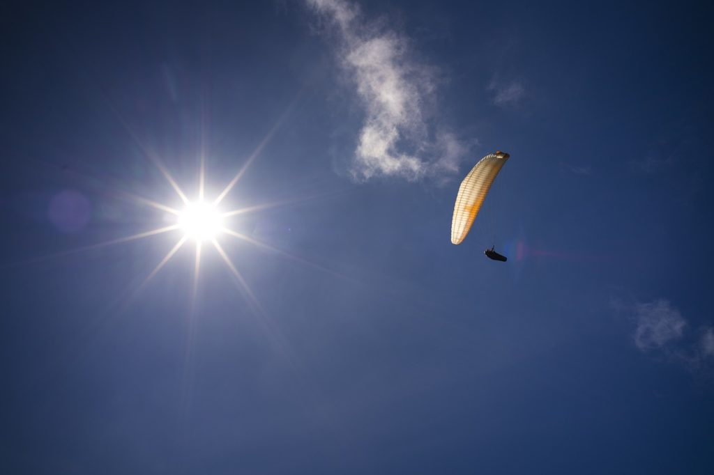 What Should You Know About Parachute Jumping?