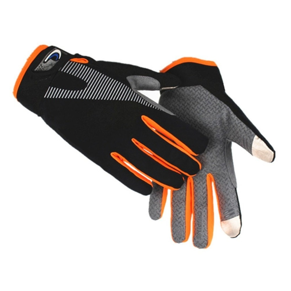 Hand Gloves During Skydiving: Elastic Thermal Gloves Sportswear