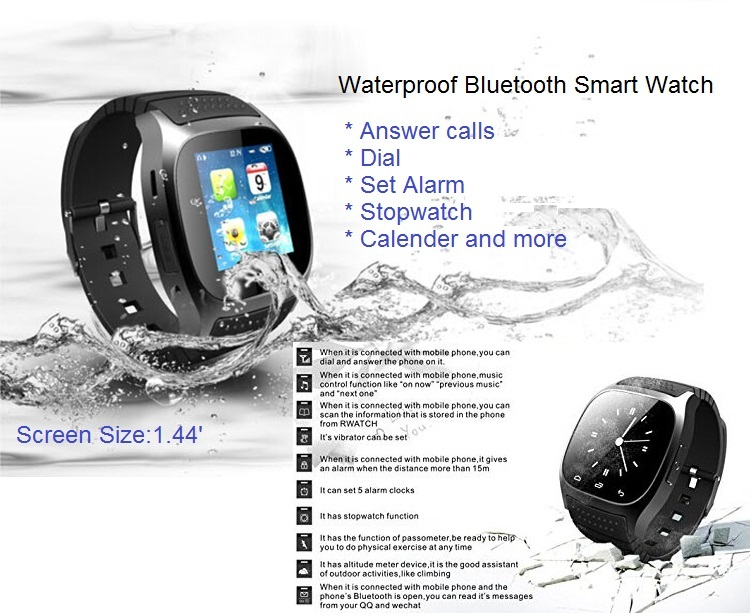 Modern Sports Bluetooth Smart Watch