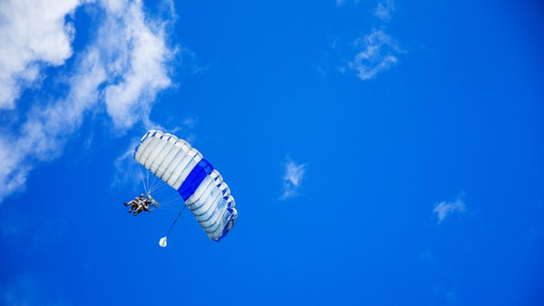 All About Tandem Skydiving: