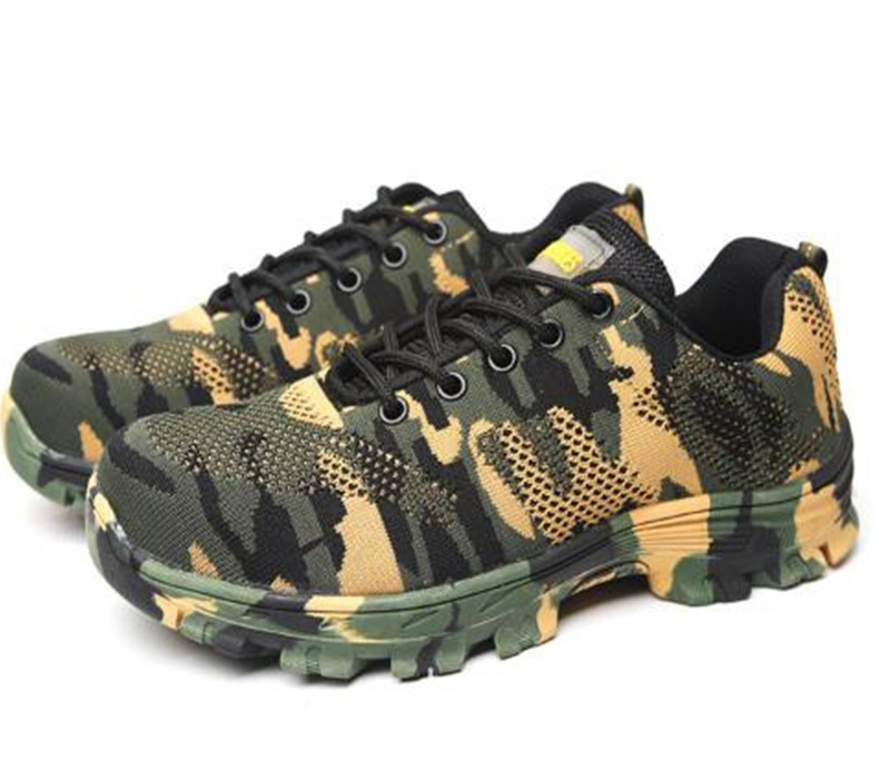 Men's Sneakers Steel Toe Safety Shoe Collections