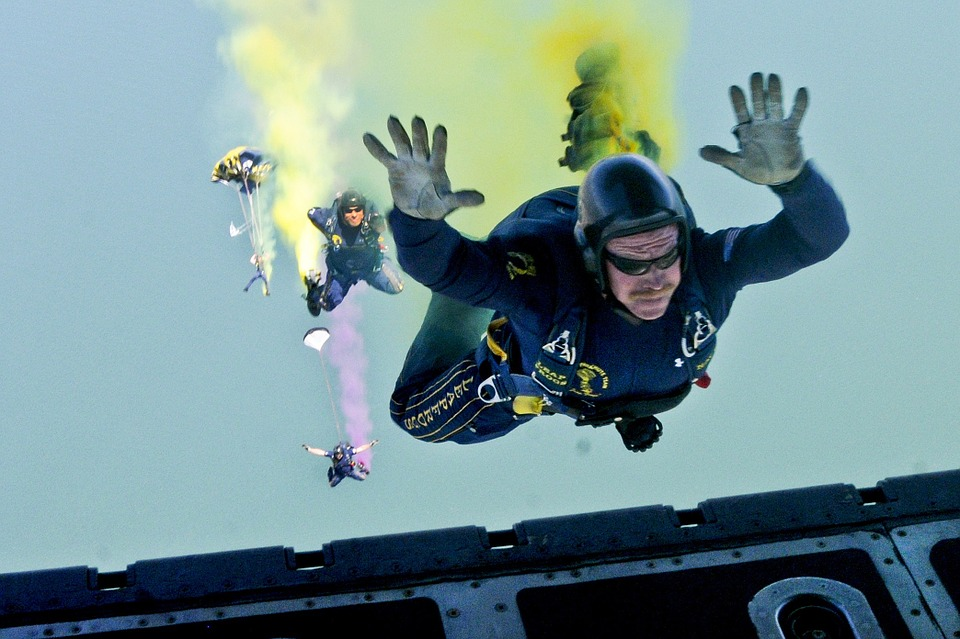 Helmet Accessories: Teaming Up With Accessibility When Skydiving