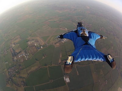 Things You Should Know about Skydiving Suits with Wings