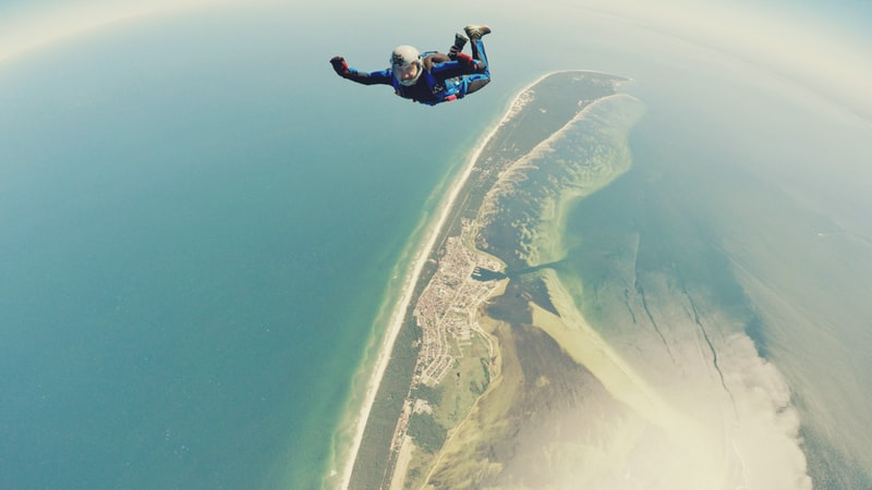 skydiving europe best place